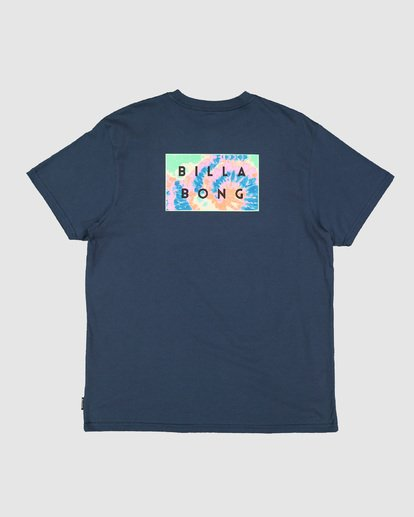 6 Die Cut Tee Blue 9507003 Billabong