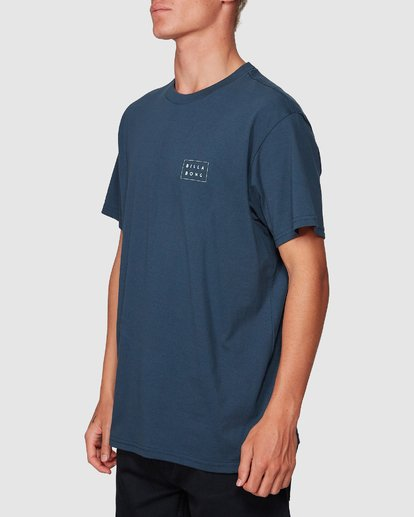 1 Die Cut Tee Blue 9507003 Billabong