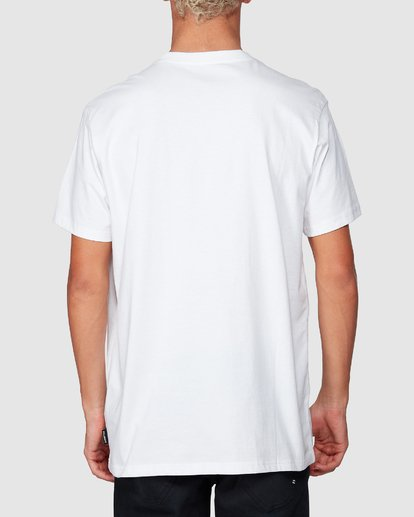 2 Thousand Stack Tee White 9507015 Billabong