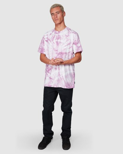 6 Essential Tee Purple 9507017 Billabong