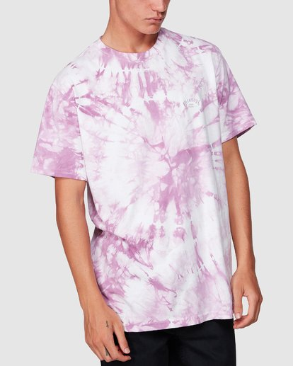 3 Essential Tee Purple 9507017 Billabong