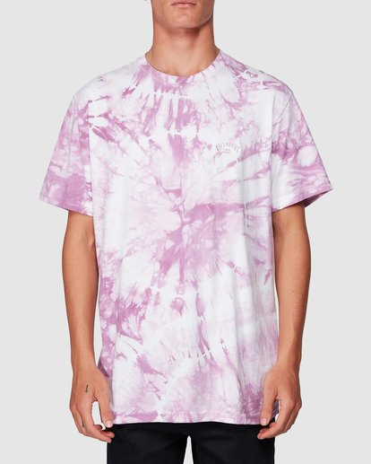0 Essential Tee Purple 9507017 Billabong