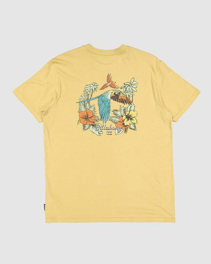 6 Parrot Bay Tee Yellow 9507027 Billabong