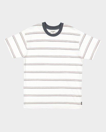 4 Jacky Stripe White 9507033 Billabong