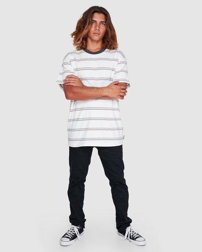 5 Jacky Stripe White 9507033 Billabong