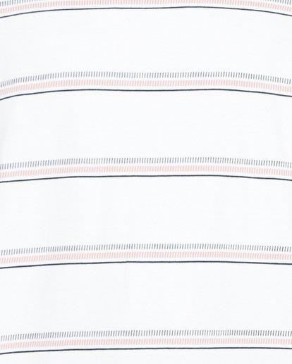 3 Jacky Stripe White 9507033 Billabong