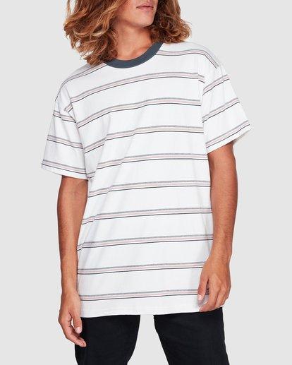 0 Jacky Stripe White 9507033 Billabong
