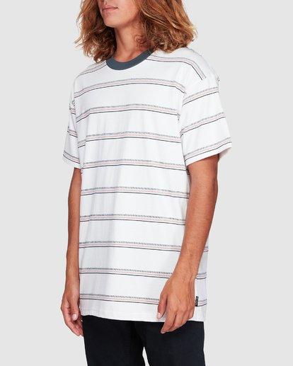 1 Jacky Stripe White 9507033 Billabong