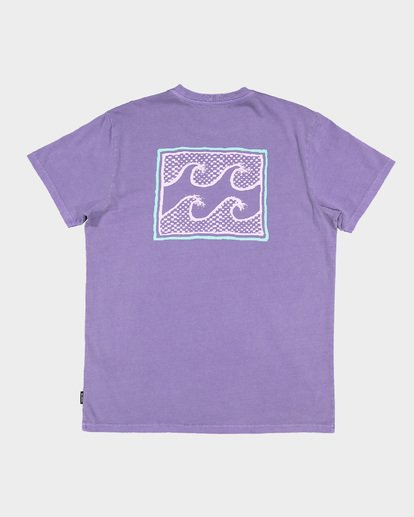 4 Full Froth Tee Purple 9507040 Billabong