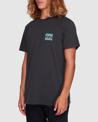 1 Full Froth Tee Black 9507040 Billabong
