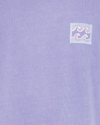 2 Full Froth Tee Purple 9507040 Billabong