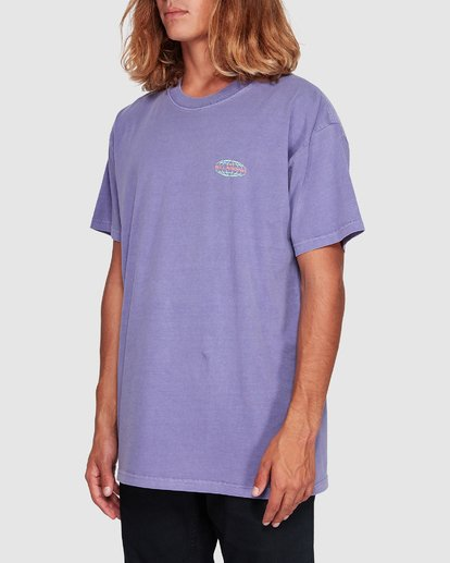 1 Latitude Tee Purple 9507043 Billabong