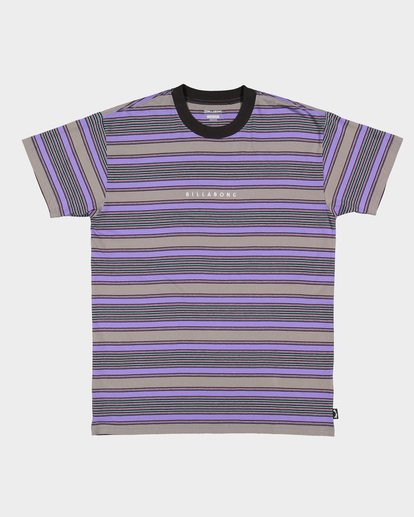 6 Mix Up Stripe Grey 9507046 Billabong