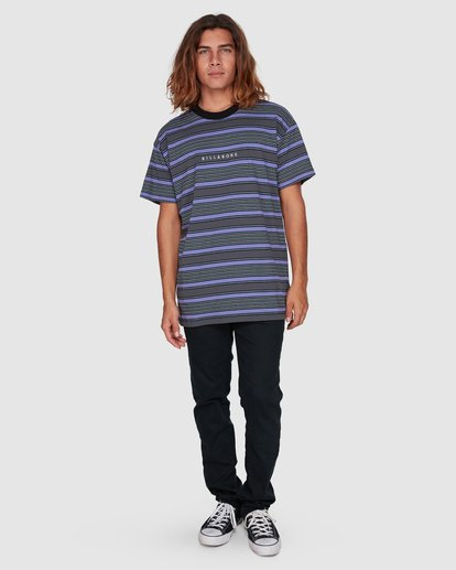 7 Mix Up Stripe Grey 9507046 Billabong