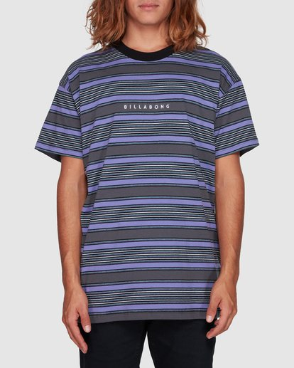 0 Mix Up Stripe Grey 9507046 Billabong