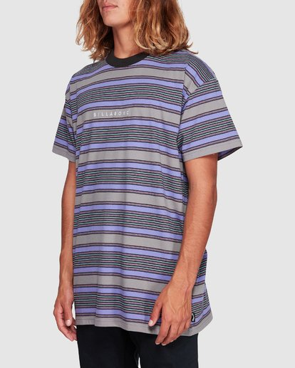 2 Mix Up Stripe Grey 9507046 Billabong