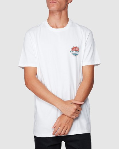 3 Adiv Breaker Tee White 9507056 Billabong