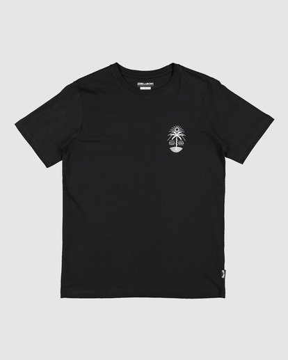 5 Treesnake Tee Black 9507060 Billabong