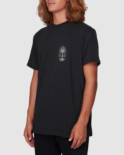 1 Treesnake Tee Black 9507060 Billabong