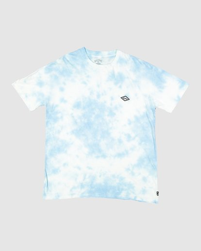 3 EIGHT BALL TEE Blue 9507087M Billabong