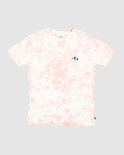 0 Eight Ball Tee Pink 9507087M Billabong