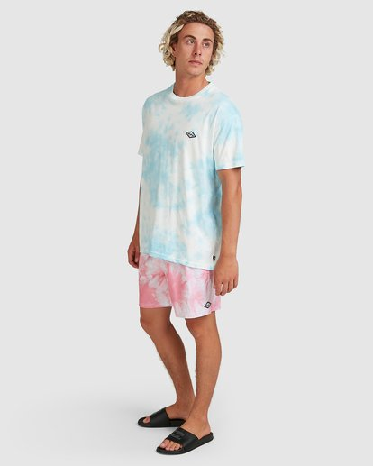 5 EIGHT BALL TEE Blue 9507087M Billabong