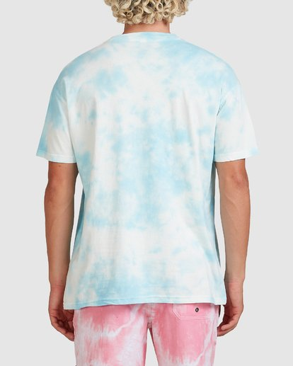 2 EIGHT BALL TEE Blue 9507087M Billabong