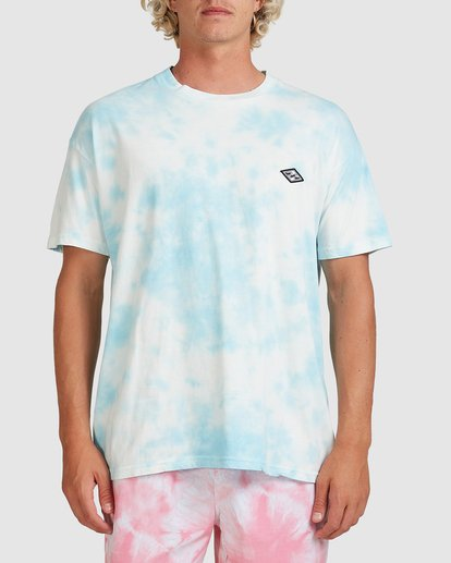 0 EIGHT BALL TEE Blue 9507087M Billabong