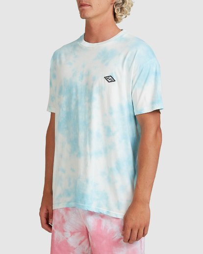 1 EIGHT BALL TEE Blue 9507087M Billabong