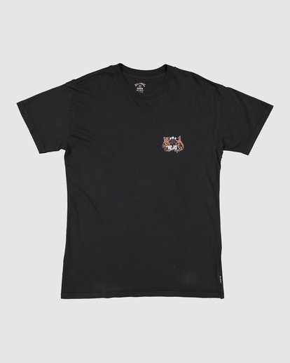 0 Down Under Tee Black 9507096M Billabong