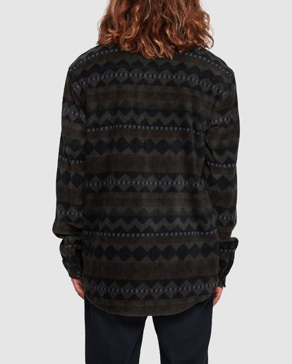 2 Furnace Flannel Shirt Camo 9507210 Billabong