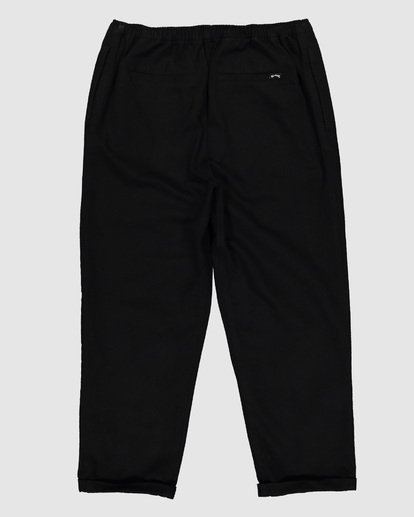 9 Larry Twill Pants Black 9507309 Billabong
