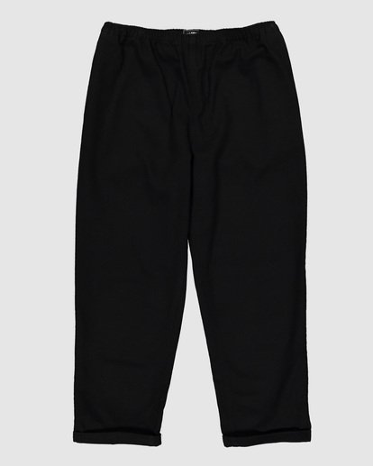 8 Larry Twill Pants Black 9507309 Billabong