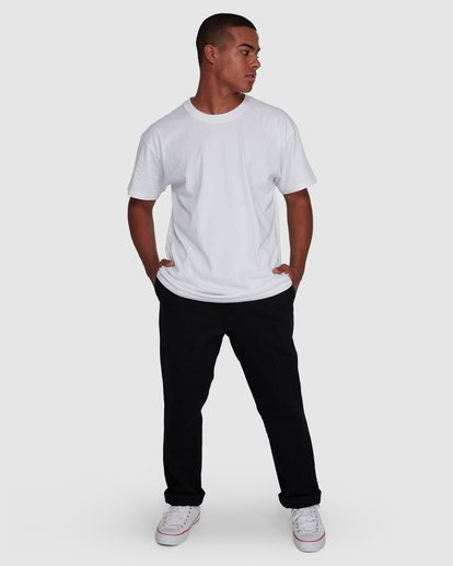 10 Larry Twill Pants Black 9507309 Billabong