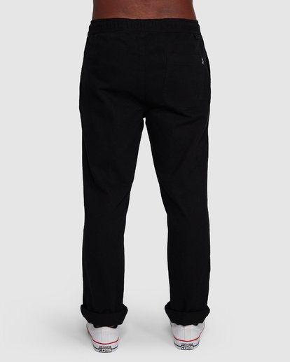 2 Larry Twill Pants Black 9507309 Billabong