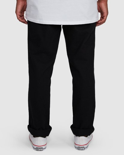 5 Larry Twill Pants Black 9507309 Billabong