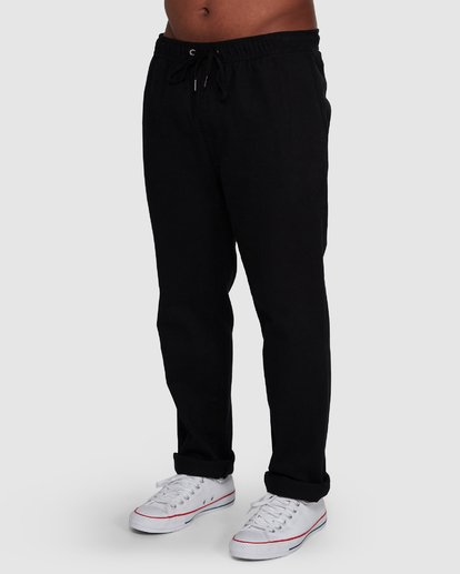 1 Larry Twill Pants Black 9507309 Billabong