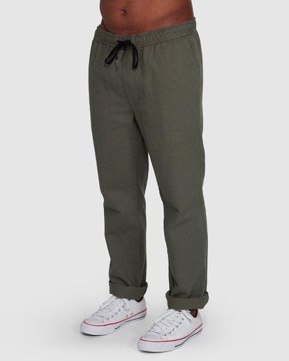 1 Larry Twill Pants Green 9507309 Billabong
