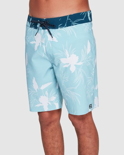 3 Sundays Pro Boardshorts Blue 9507407 Billabong