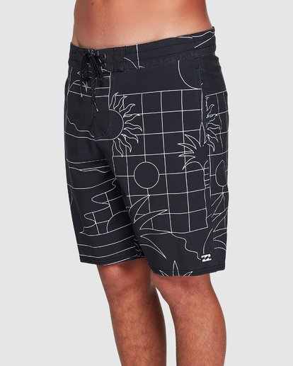 3 Sundays Lt Boardshorts Black 9507414 Billabong