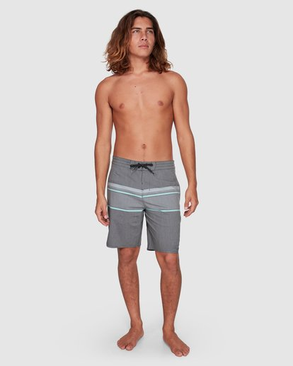 6 Spinner Lt Boardshorts Black 9507417 Billabong