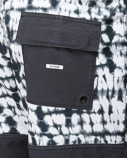 5 Tie Dye Sundays Split Boardshorts Black 9507418 Billabong