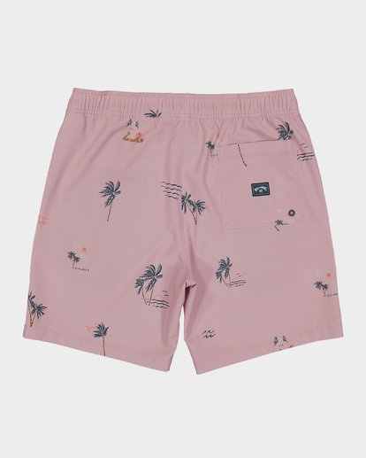1 Sundays Layback Boardshorts Purple 9507421 Billabong