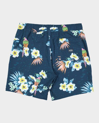 1 Sundays Layback Boardshorts Blue 9507421 Billabong
