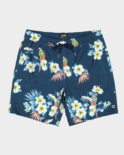 0 Sundays Layback Boardshorts Blue 9507421 Billabong
