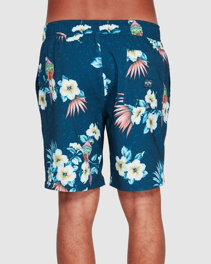 4 Sundays Layback Boardshorts Blue 9507421 Billabong