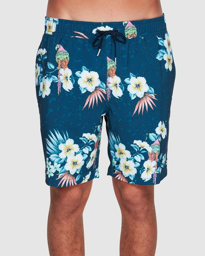 2 Sundays Layback Boardshorts Blue 9507421 Billabong