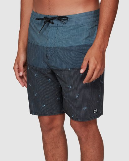 3 Tribong Lt Boardshorts Black 9507427 Billabong