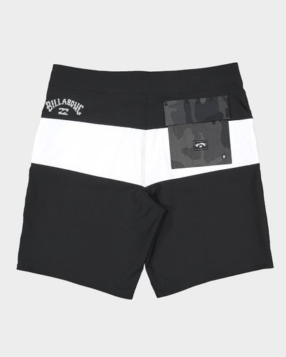 1 Tribong Pro Solid Boardshorts Black 9507428 Billabong