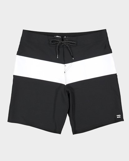 0 Tribong Pro Solid Boardshorts Black 9507428 Billabong
